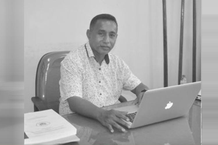 Dr. Jack. H.Syauta, SE, M.Sc., Agr