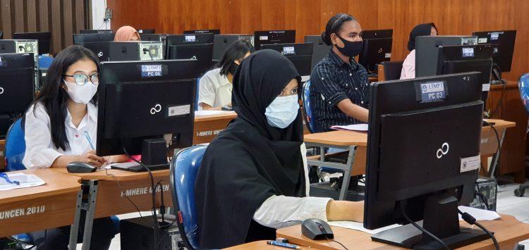 Hari Ketiga Pelaksanaan Tes UTBK 2021